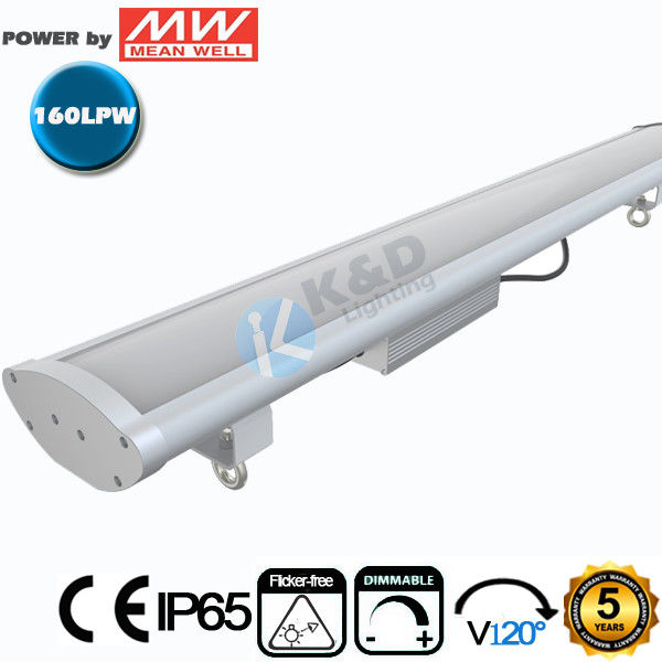 SMD2835 Light Source LED Low Bay Lighting Meanwell / BOKE Flicker Free Driver