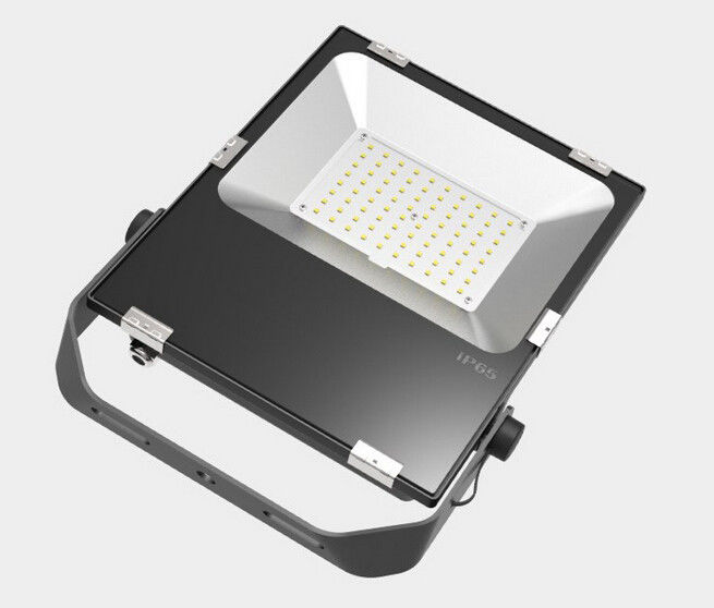 UL Driver LED Outdoor 80w 100LM/W Flood Lights With 120° Beam Angle