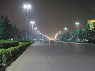 Economic Modular LED City Street Lights 90W 9000lm With Natural Clean System